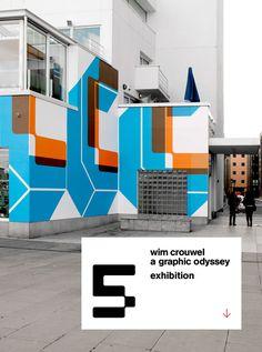 Wim Crouwel : A Graphic Odyssey – Catalogue Digital iPad / Spin