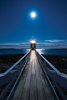 Marshall Point Light, Port Clyde, by Adam Woodworth, for our 2018 Maine Lighthouse Wall Calendar.