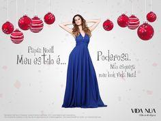 Campanha para o Natal, Lojas Vida Nua.