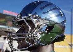 Coolest helmets I've ever seen...