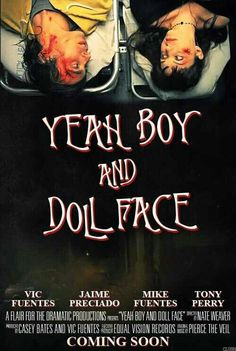 Yeah Boy and Doll Face