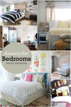 Beautiful Bedrooms by Simply Designing