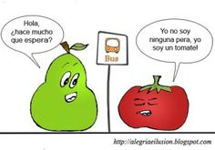 lesson plan about ketchup in spanish, jokes, videos, cartoons
