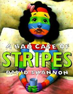 Great lesson for A Bad Case of Stripes