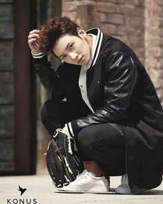 Ji Chang Wook via Konus Handsome Korean Actors, Handsome Boys, Ji Chang Wook, Fabricated City, Empress Ki, Hallyu Star, Seo Joon, Joon Gi, Hyung Sik