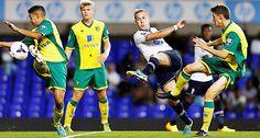 ...against Norwich City U21