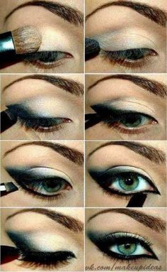 Multi-Color Smokey Eye Makeup With Easy And Simple Steps   stylein.xyz