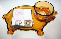 Our Country Road: P is for Pig Free Preschool and Kindergarten Printables