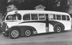 1947 Leyland PS2-11 with Heaver B39C body