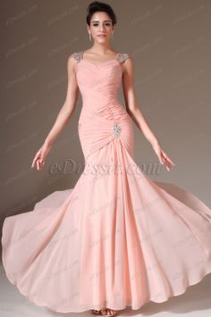 eDressit 2014 New Pink Beaded Sweetheart Evening Prom Gown(02145001) $186
