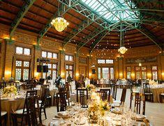 25 Wedding Venues We Never Get Sick Of