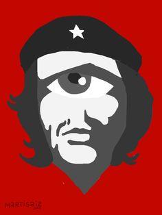 Martí Sáiz   Che Ghevara
