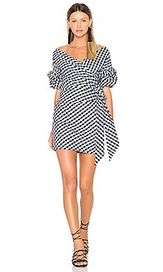 X REVOLVE Russo Mini Dress