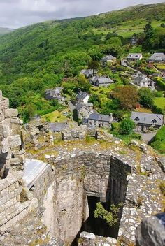 Harlech Castle View, Snowdonia, Wales