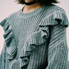 It is all about ruffles 〰