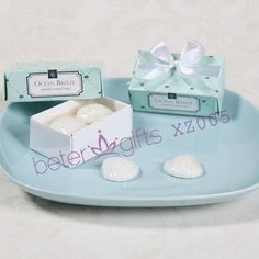 100box Wedding favor soap XZ005 Ocean Breeze Seashell Scented Soaps http://m.aliexpress.com/item/723457366.html
