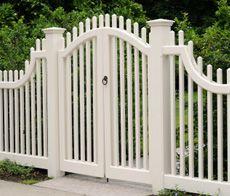 house gate service