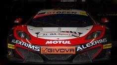 McLaren MP4 12C GT3 by stefano.casi