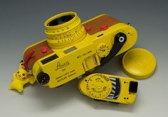 Check out the unique, custom designed Leica cameras from the Japan Camera Hunter and Street Silhouettes | Leica Rumors
