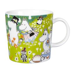 Moomin Mug – Tove's Jubilee, Special Edition 2014