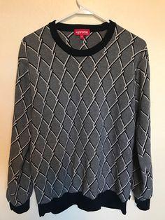 60c95e0951e2 2016 Supreme Chainlink Sweater