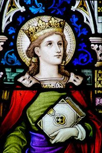 Saint Margaret Atheling Queen of Scotland