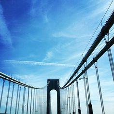 Verrazano Bridge, NYC #newyorkcityinspired