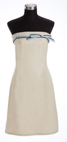 Kaki robe  bustier par stylesbysudie sur Etsy