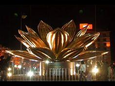 Giant Lotus Flower