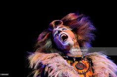Performer John O'Hara plays the character Rum Tum Rugger on stage... News Photo | Getty Images