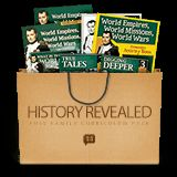 History Revealed: Full Curriculum Pack | Answers in Genesis : Ken Ham  Junior High/ 3 year curriculum set (6-8 Grade)