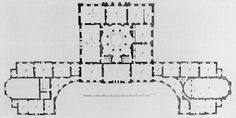 Image result for dumfries house floor plan