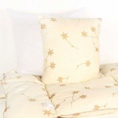 Top quality down duvets, pillows and linen manufactured in South Africa Dream Bedroom, Duvet, Couch, Throw Pillows, Beige, Cream, Flower, Home, Down Comforter