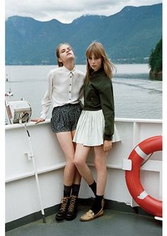 the thirteen year old models are questionable.