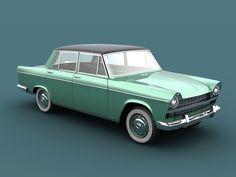 Fiat 1600 del 1960