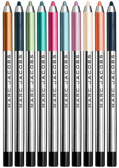 Swoon! -Marc Jacobs Beauty Highliner Gel Eye Crayons for Summer 2015