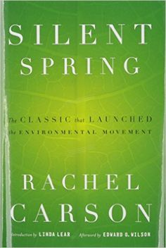 Silent Spring: Rachel Carson: 0046442253055: Books - Amazon.ca