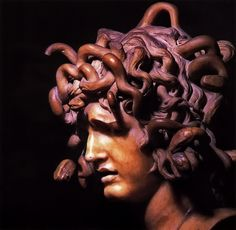 Medussa by Bernini