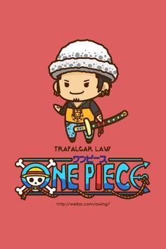trafalgar law - one piece