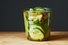 Quick Pickling 101 Quick-pickles: the easy, mix-and-pour pickling that brightens up your salads, preserves your summer bounty, and lets you get creative with your vegetables and fruits. Here's how to mix and match salt, spices, and vinegars -- and how to make your quick pickles, or refrigerator pickles, a walk in the park.