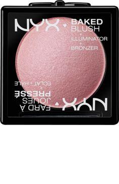 NYX Baked Blush Spanish Rose 07 hat eine luxuriöse Formel, die reich an…