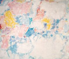 In Lovely Blueness No. 2, Sam Francis