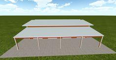 Cool 3D #marketing http://ift.tt/2scEcrF #barn #workshop #greenhouse #garage #roofing #DIY