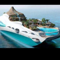 The cruise of my dreams.