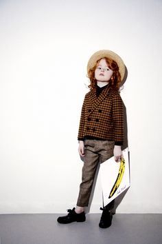 _ My Little Dress Up - AW 13 - Oliver jacket & Frankie pants