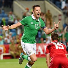 Republic of Ireland's Robbie Keane to retire from international football