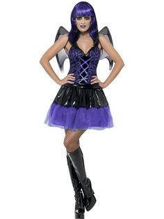 Tainted Garden Demoness Costume £42.99 : Direct 2 U Fancy Dress Superstore. Fancy Dress, Party Themes & Accessories For The Whole Family. http://direct2ufancydress.com/tainted-garden-demoness-costume-p-6780.html