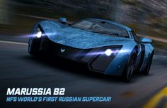 Marrusia B2 Car