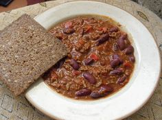 Eat with Love ♥: CHILLI CON CARNE