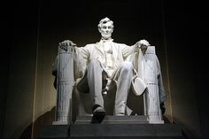 Positioned at the west end of the National Mall, The Lincoln Memorial has 6 million visitors annually.